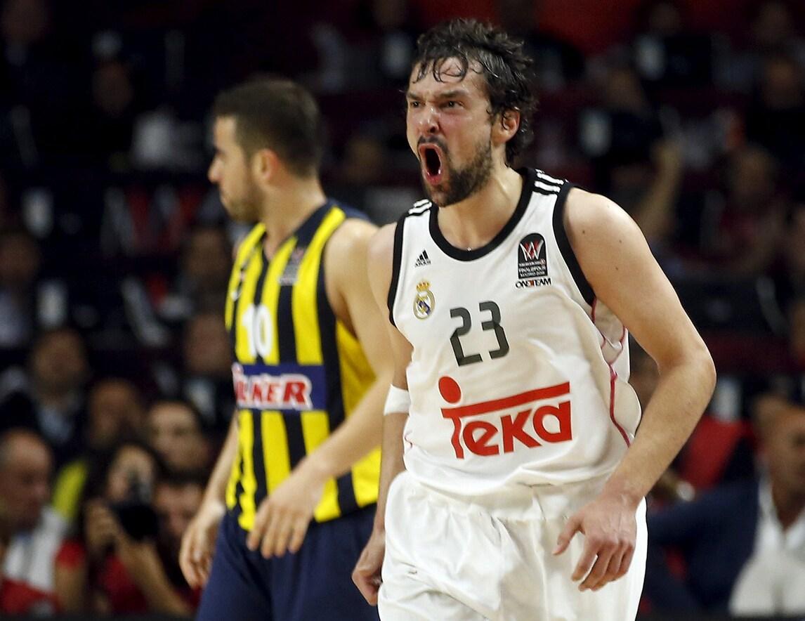 Basket Eurolega, Real Madrid ok con Llull