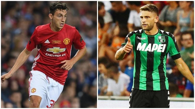 Calciomercato, Darmian e poi Berardi per essere vera Inter