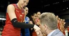 Volley: A1 Femminile, Firenze ingaggia Odina Bayramova