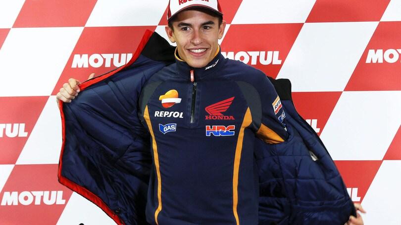 MotoGp, Giappone: Marquez avanti, Rossi e Lorenzo alla pari