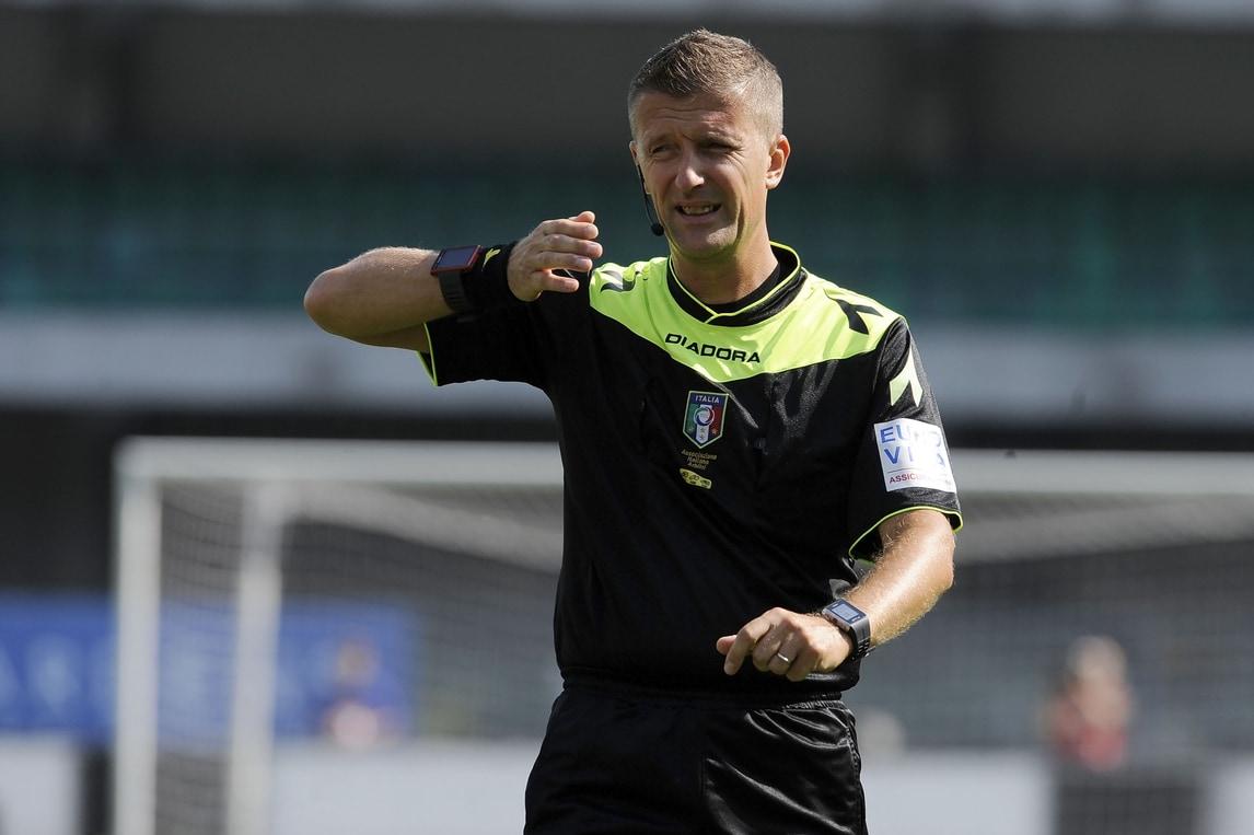 Serie A arbitri, Napoli-Roma a Orsato