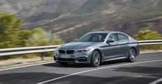 BMW Serie 5, il futuro è arrivato