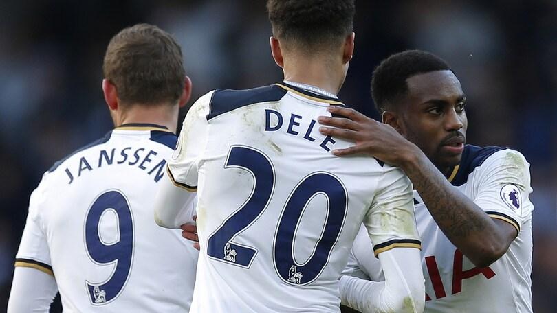 Premier League, Wba-Tottenham: occhio al «2+No Goal»