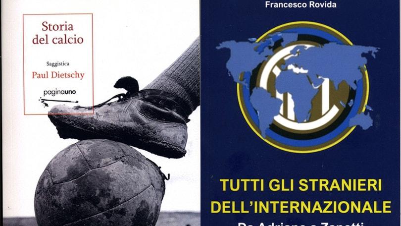 Una storia del calcio e tutti gli stranieri dell'Inter