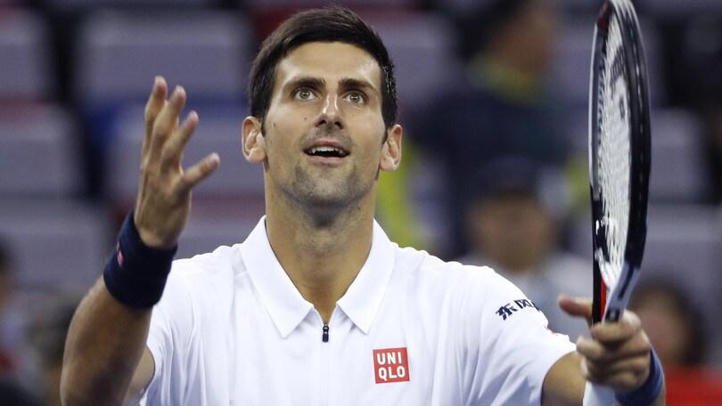 Tennis: Shanghai; Djokovic e Murray ai quarti, out Wawrinka