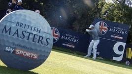 British Masters, quartetto al vertice