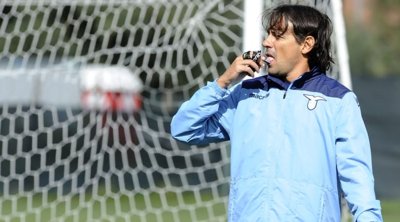 Serie A Lazio, Inzaghi: «Noi secondi? Sarebbe bello»