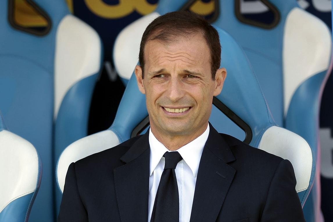 Juventus, Allegri: «Rubacchiamo punti a Napoli e Roma»