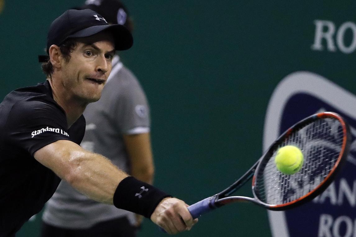Tennis, a Shanghai Murray vola in semifinale