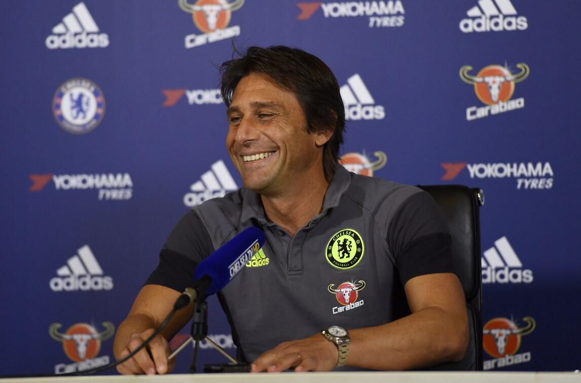 Chelsea, Conte se la ride: «Chissà chi ha giocato sul mio esonero»