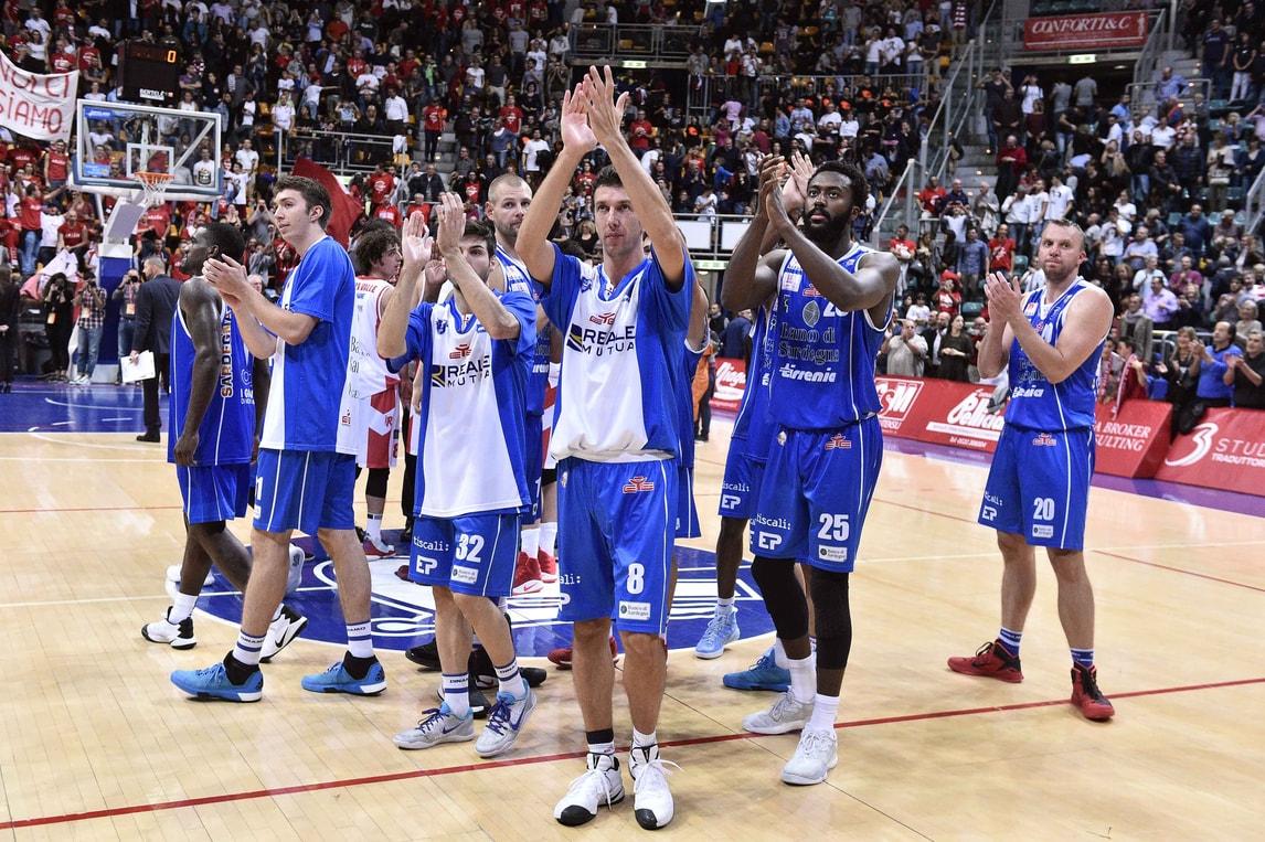 Basketball Champions League, Sassari è pronta