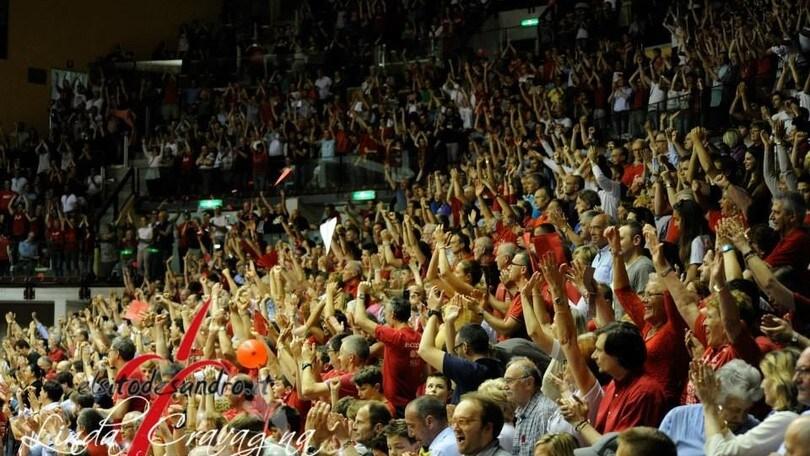 Basket, Trieste si ferma per ricordare Eugenio
