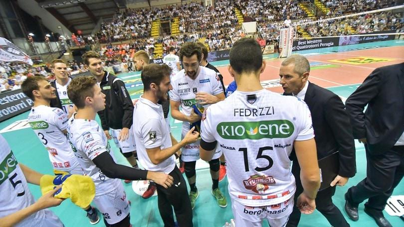 Volley: Superlega, Padova-Trento apre oggi la 3a giornata