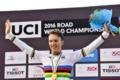 Ciclismo, Mondiali: Egholm vince titolo iridato juniores. Quarto l'azzurro Mozzato