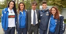 Volley: A1 Femminile, le giovani del Vollerò fanno grande il Club Italia