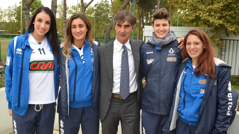 Volley: A1 Femminile, le giovani del Volleyrò fanno grande il Club Italia