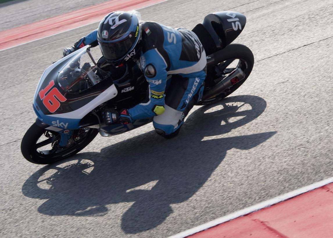 Moto3, Giappone: Ono in pole davanti a Migno