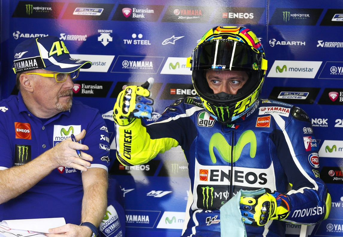 MotoGp Giappone, Rossi: «Una grande soddisfazione»