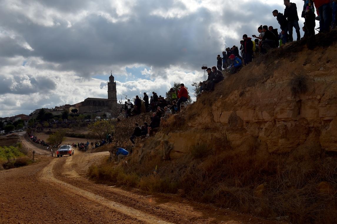 WRC, Sordo primo a sorpresa in Spagna