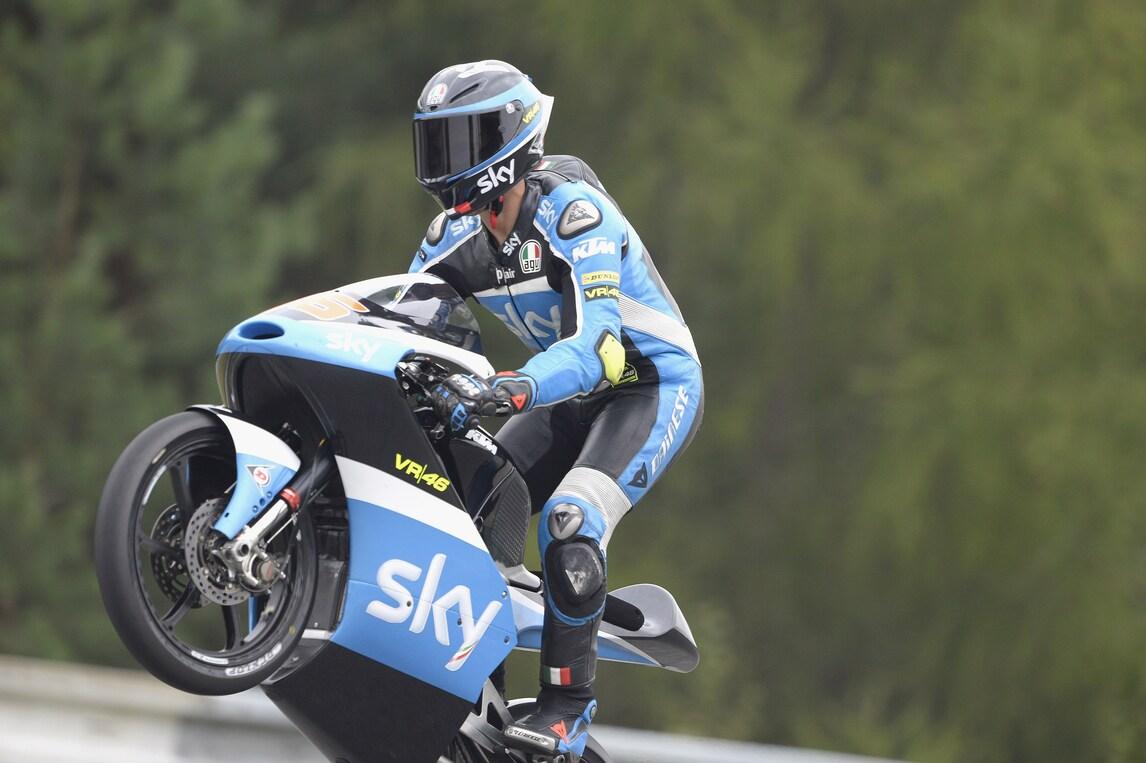 Moto3 Giappone, tre piloti Sky tra i primi sei