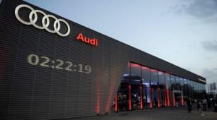 """Apre lo show-room Audi """"L'Automobile Roma"""": le foto dell'inaugurazione"""