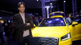 "Apre ""L'Automobile Roma"": protagonista l'Audi Q2"