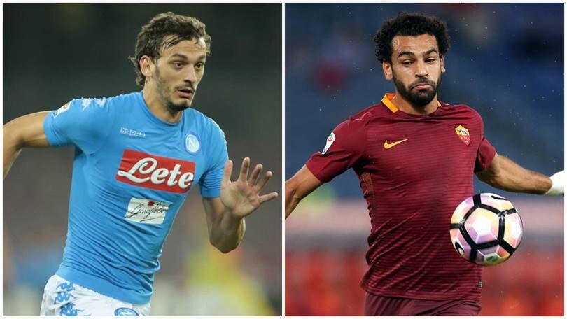 Serie A 8a giornata, le probabili formazioni di Napoli-Roma