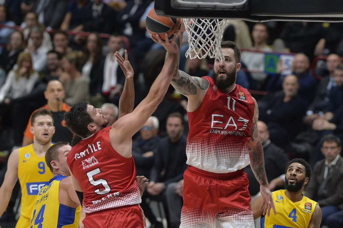 Basket Serie A, domani classica Milano-Varese
