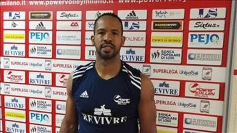 Volley: Superlega, Milano ha tesserato Angel Dennis