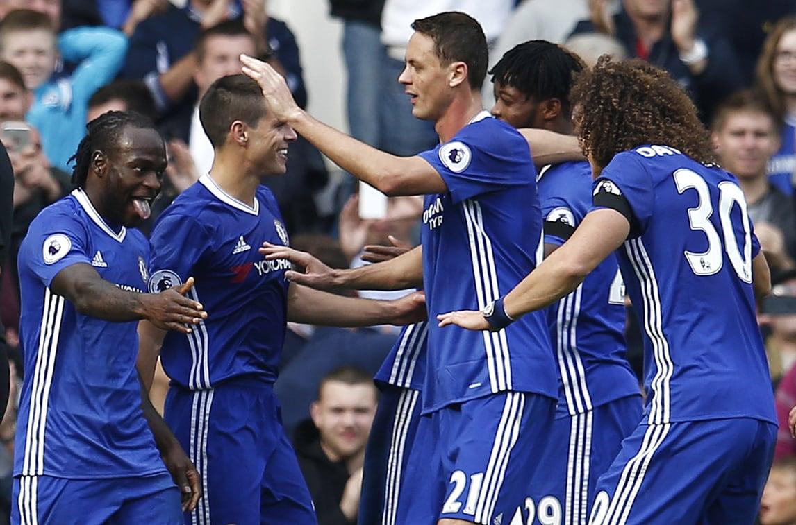 Premier League, Chelsea-Leicester 3-0: Conte batte Ranieri