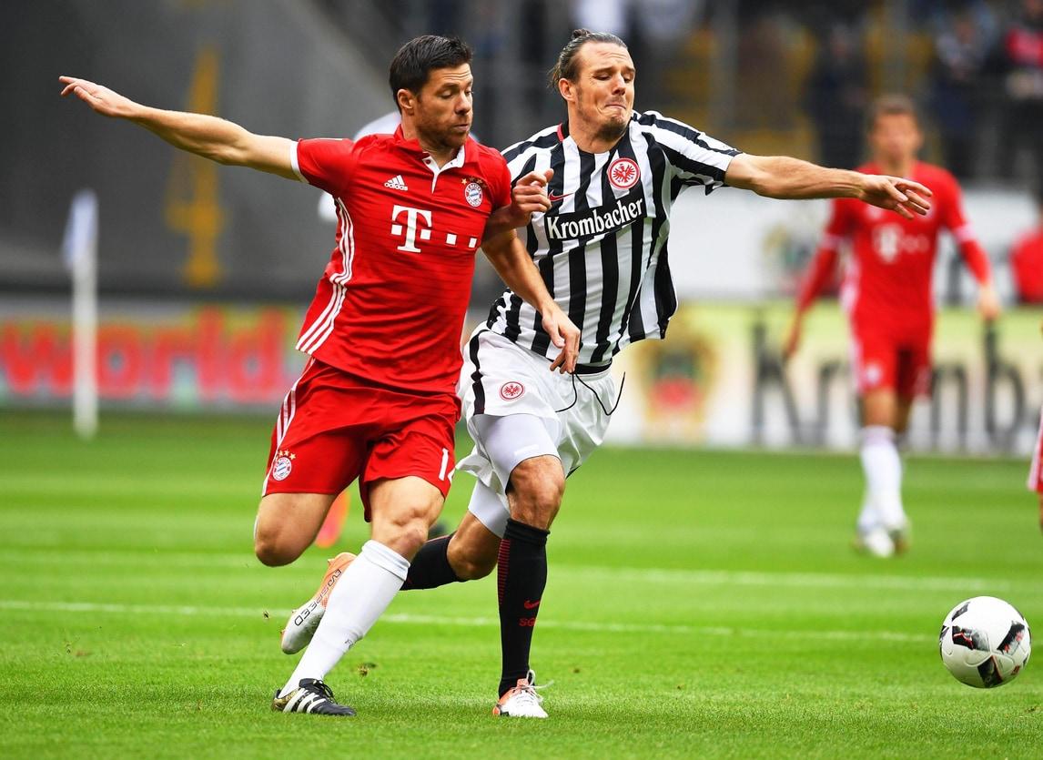 Bundesliga, Eintracht Francoforte-Bayern Monaco 2-2: stop per Ancelotti