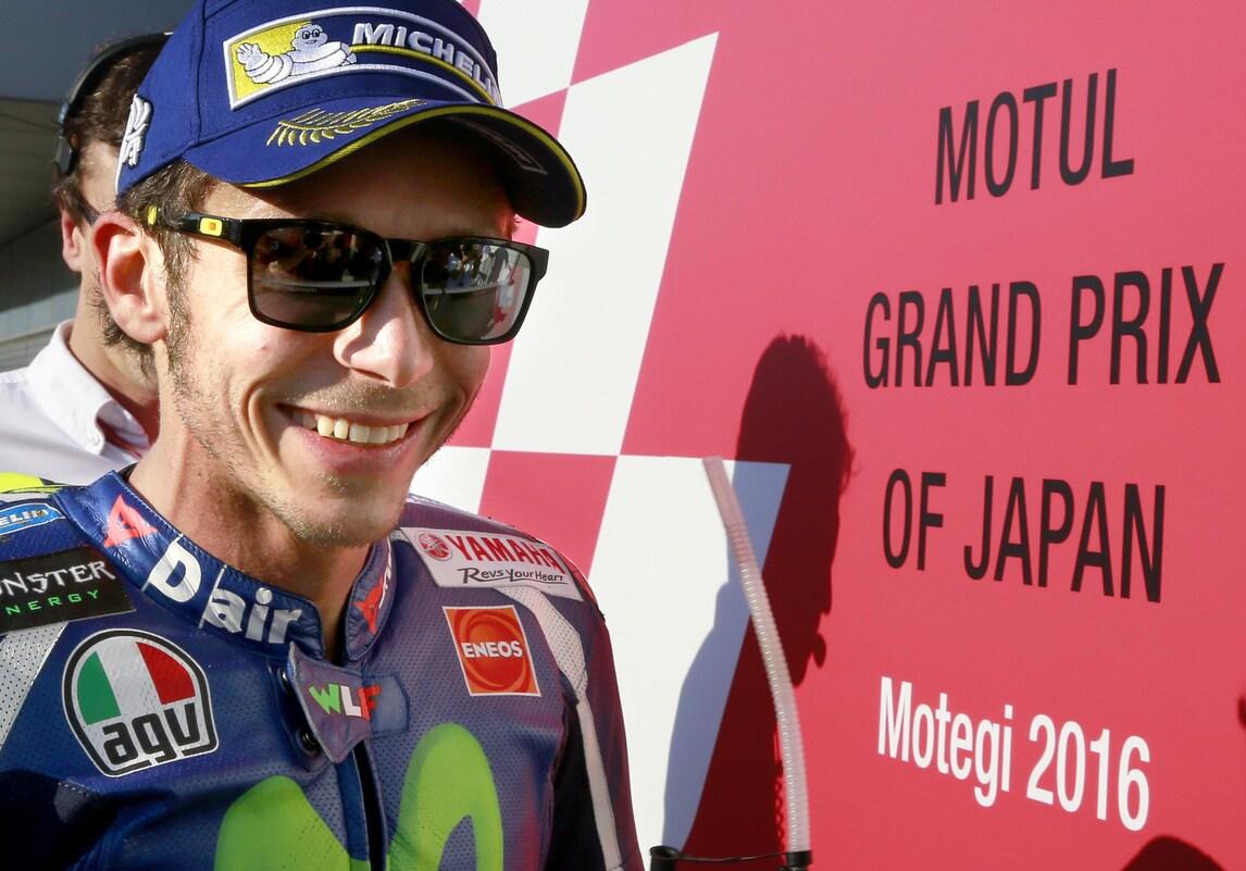 MotoGp, Rossi: dopo la pole la vittoria vale 2,50