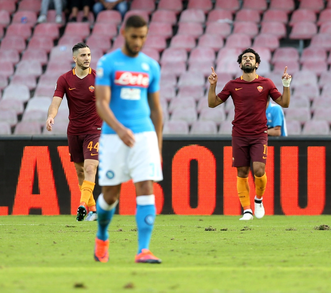 Salah: «Roma, una vittoria importante, vogliamo vincere qualcosa»
