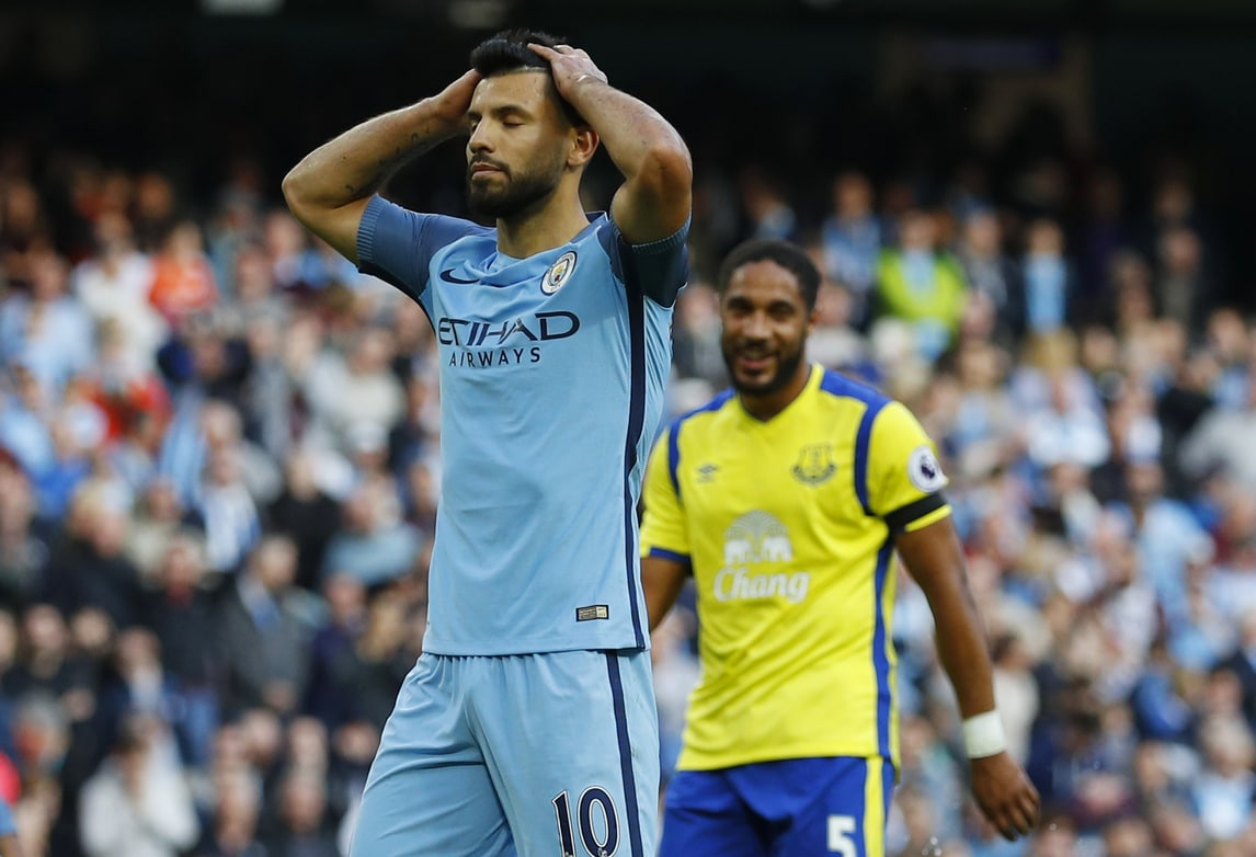 Premier League, il City sbaglia e frena. Aggancio Arsenal in testa