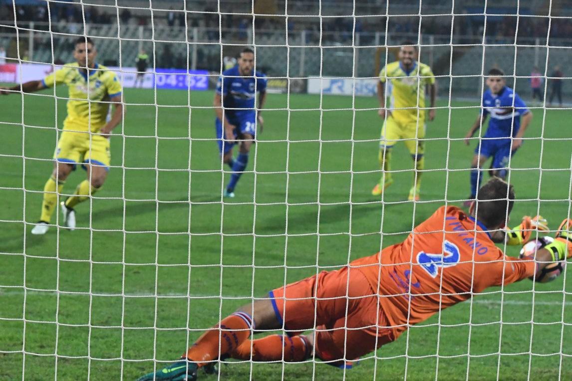 Serie A Pescara, Caprari fa mea culpa: «Dispiace per il rigore»