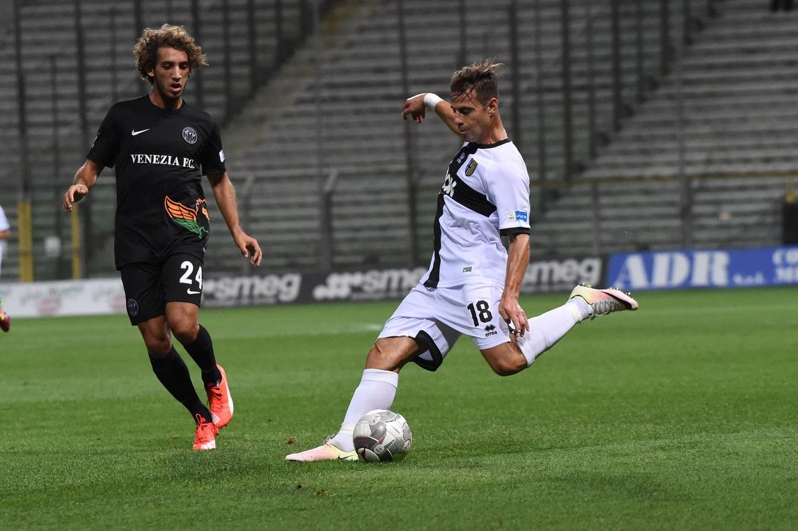 Lega Pro Parma, Calaiò: «Voglio vincere il campionato»
