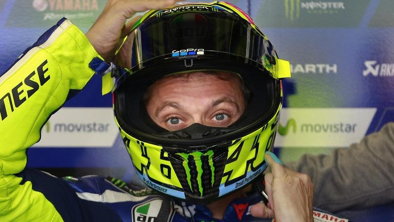 MotoGp Yamaha, Rossi: «Inizio positivo»
