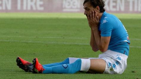 Champions League, sorpresa Napoli: Gabbiadini rischia, è pronto Mertens