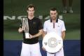 Murray vince a Shanghai: è il sesto successo stagionale