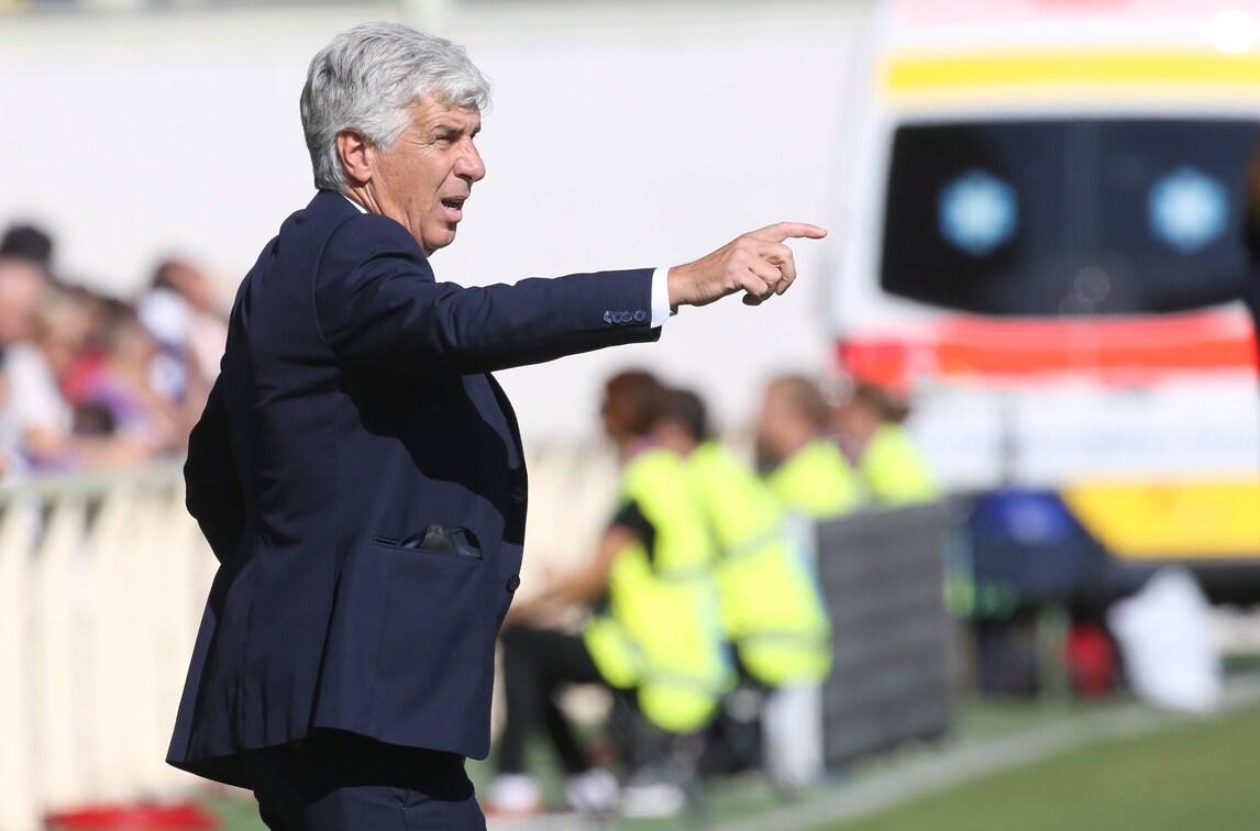 Serie A Atalanta, Gasperini: «Un punto che sta stretto»
