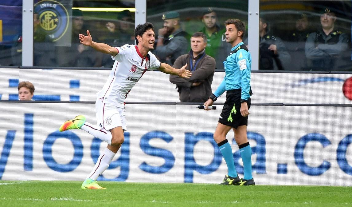 Serie A, Inter-Cagliari 1-2: Icardi flop, Melchiorri show