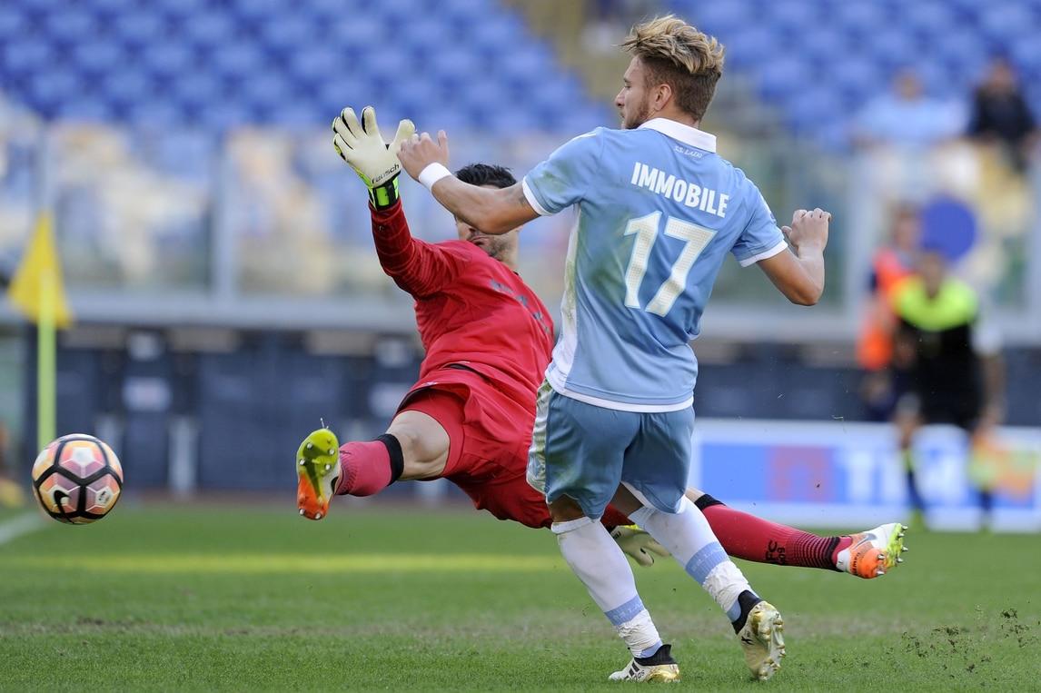 Serie A, Lazio-Bologna 1-1: pari di Immobile al 97'