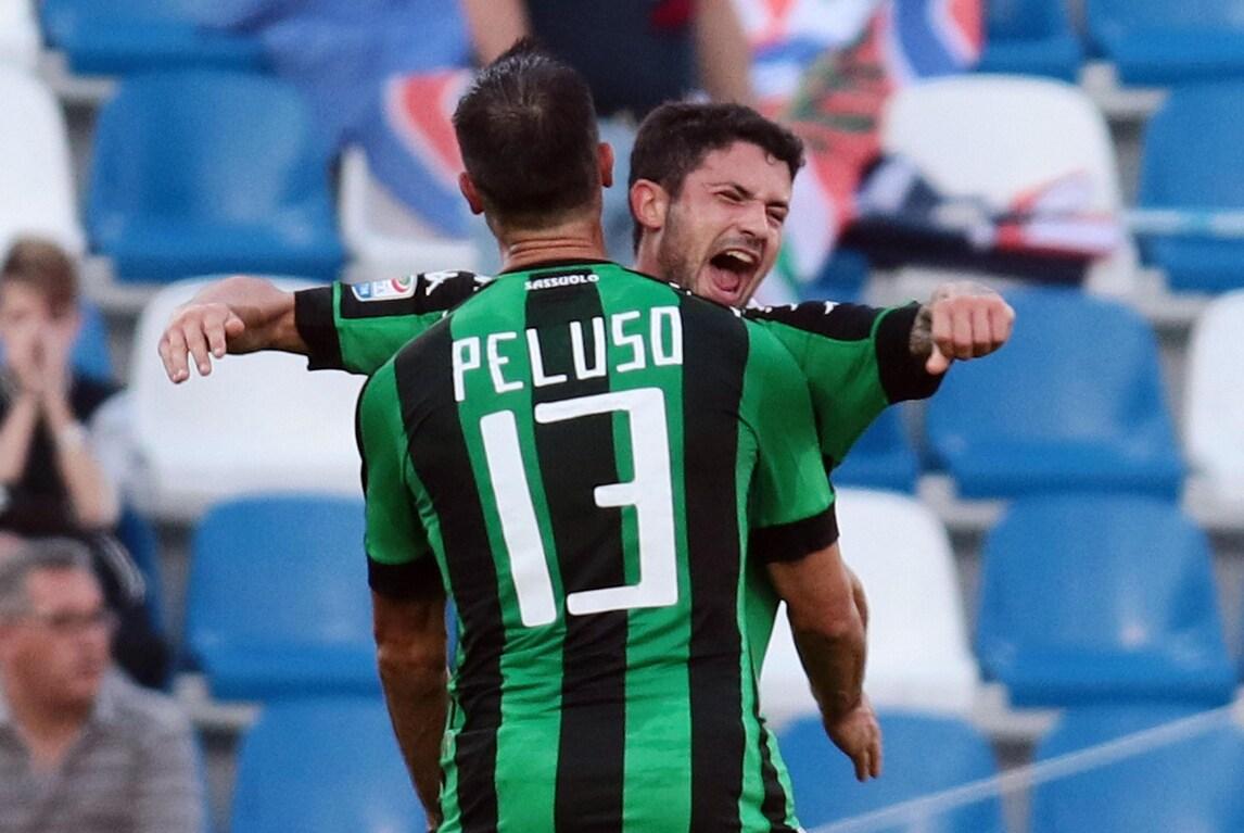 Serie A: Sassuolo in rimonta sul Crotone. Genoa-Empoli 0-0