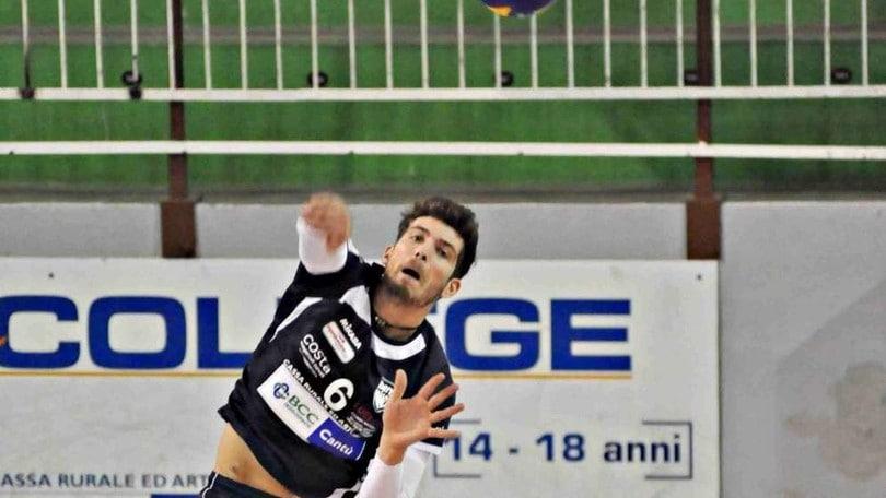 Volley: A2 Maschile, Cantù espugna Castellana Grotte