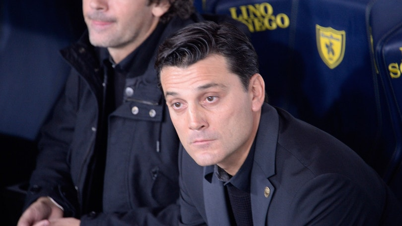 Milan, Montella: «Scudetto? L'anno scorso era prima l'Inter, poi...»
