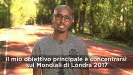 """Mo Farah: """"Prima il mondiale, poi la maratona"""""""