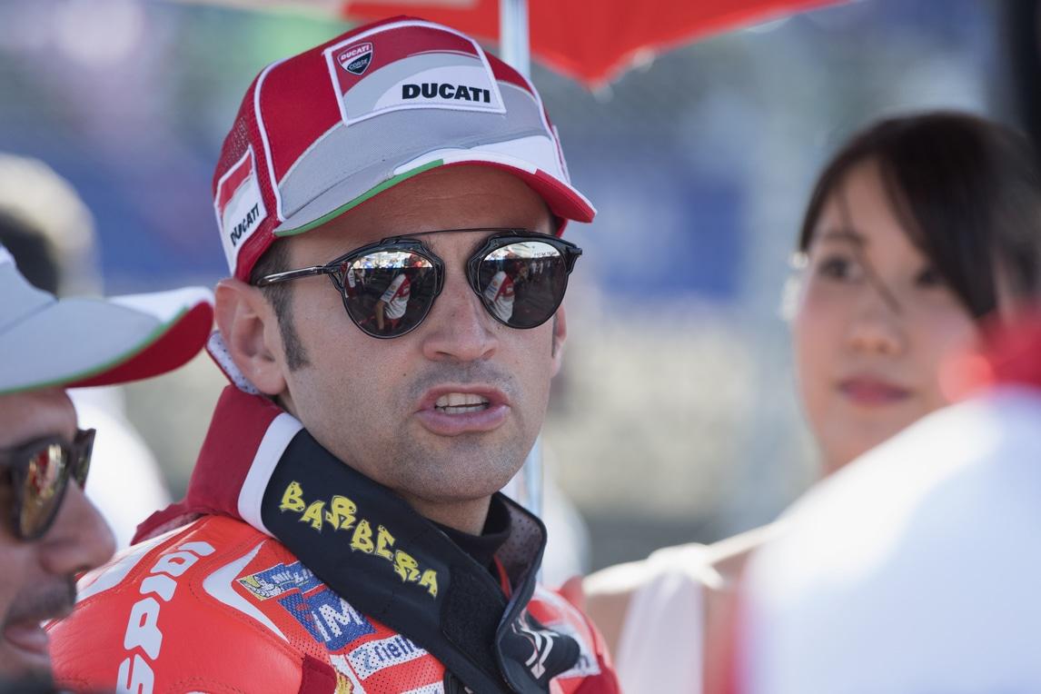 MotoGp: Barbera con il Ducati Team anche in Australia