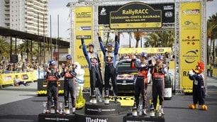 Ogier vince in Spagna e si conferma campione del mondo