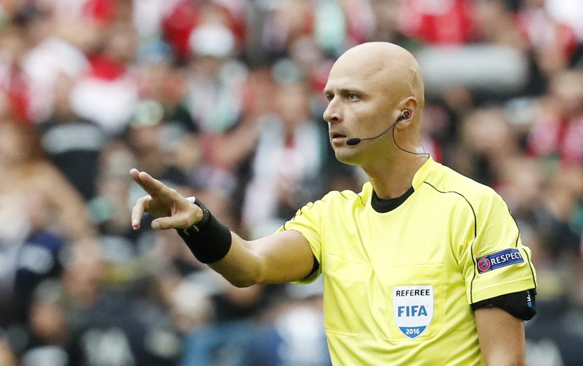 Champions League, Napoli-Besiktas: arbitra il russo Karasev