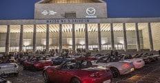 Mazda, la MX-5 RF debutta alla Festa del Cinema di Roma
